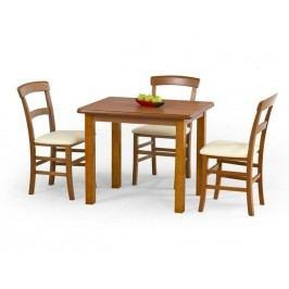 Halmar Jídelní stůl DINNER 90, olše
