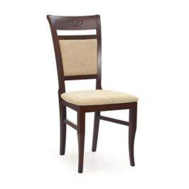 Jídelní židle JAKUB, ořech tmavý
