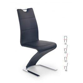 Židle K-188, černá