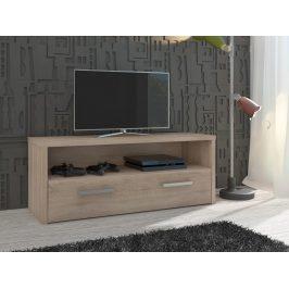 MORAVIA FLAT TV stolek TIRANA, dub sonoma