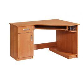 PC stůl rohový CARMEN, levý, barva: