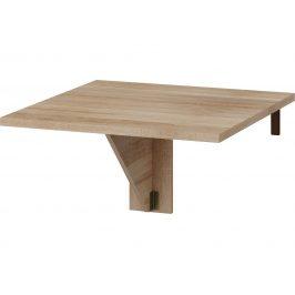 MORAVIA FLAT Skládací jídelní stůl EXPERT 7, dub sonoma