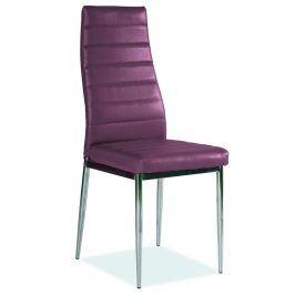 Jídelní židle H-261, fialová
