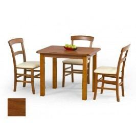 Halmar Jídelní stůl DINNER 90, třešeň antická