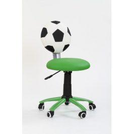 Dětská židle GOL, zelená