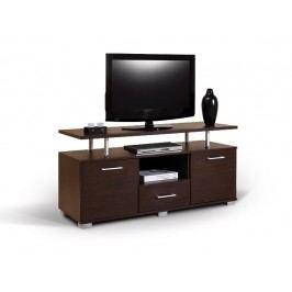 MATIS TV stolek LUNA, wenge Stolky pod TV