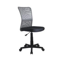 Halmar Dětská židle DINGO, šedá/černá