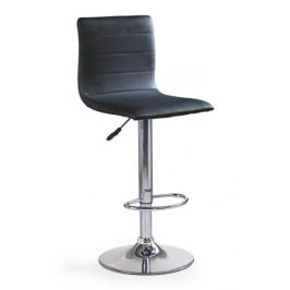 Barová židle ZH-21, černá