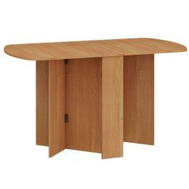MORAVIA FLAT Skládací jídelní stůl EXPERT 2, olše