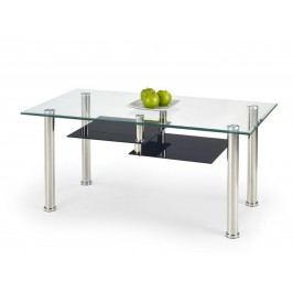 Halmar Konferenční stolek TELMA, černý