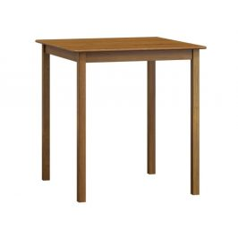 MAGNAT Stůl 60 x 60 cm nr.2, masiv borovice/moření dub