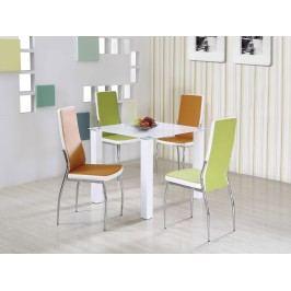 Halmar Jídelní stůl MERLOT čtvercový, bílá