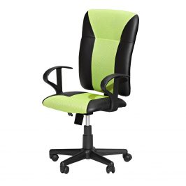 Kancelářské křeslo KING zelené