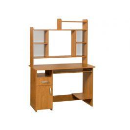 PC stůl s nástavcem KIER MAX, barva:
