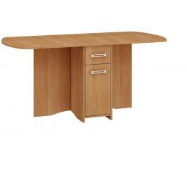 MORAVIA FLAT Skládací jídelní stůl EXPERT X, olše