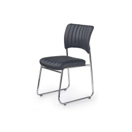 Konferenční židle RAPID, černá Kancelářská křesla