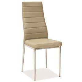 Jídelní židle H-261, tmavě béžová