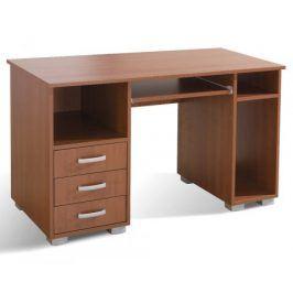 ANA 3F, PC stolek, třešeň Psací stoly