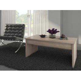 Konferenční stolek INDILA, dub sonoma