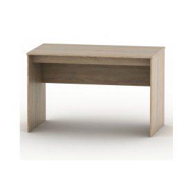Jednoduchý psací stůl TEMPO AS NEW 021, š.120, dub sonoma Psací stoly