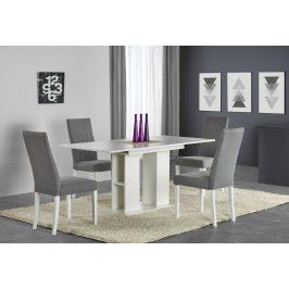 Halmar Jídelní stůl rozkládací KORNEL, 130/170x80 cm, bílá