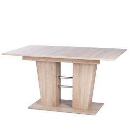 Idea Jídelní stůl BREDA dub sonoma, rozkládací