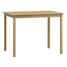 Stůl 100 x 70 cm nr.1, masiv borovice/moření: ...