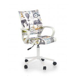 Dětská židle IBIS PARIS, vícebarevná