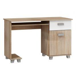PC stůl se skříňkou SOLO, SOL-01, barva: ... Psací stoly