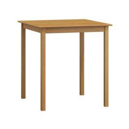 MAGNAT Stůl 70 x 70 cm nr.2, masiv borovice/moření olše