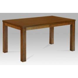 Autronic Jídelní stůl 150x90cm, barva ořech, WDT-181 WAL2