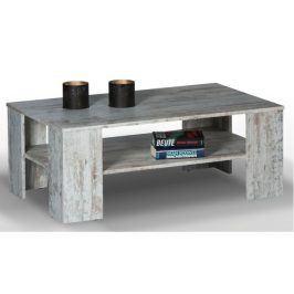 HANNA konferenční stolek, antický dub