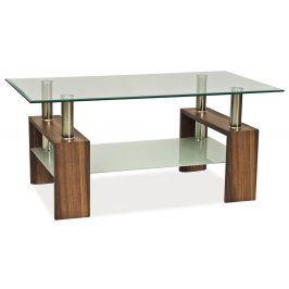 Smartshop Konferenční stolek LISA II, ořech