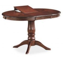 Smartshop Jídelní stůl GALAXY rozkládací, masiv v barvě třešeň