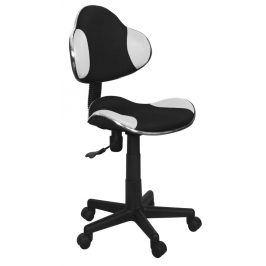 Smartshop Kancelářská židle Q-G2 černá/bílá