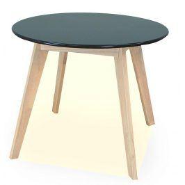 Smartshop Jídelní stůl HELSINKI, šedá/dub