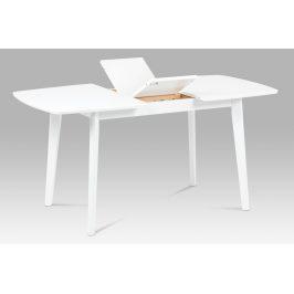 Autronic Rozkládací jídelní stůl 120+30x80 cm BT-6822 WT