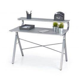 Elegantní psací stůl  B-29, šedý