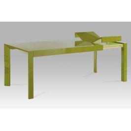 Autronic Jídelní stůl rozkládací WD-5829 GRN, zelený