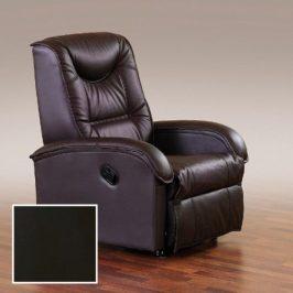 Relaxační křeslo JEFF, černá