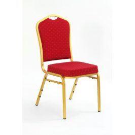 Židle K-66, bordó