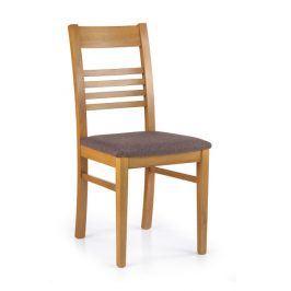 Jídelní židle JULIUSZ, olše/látka