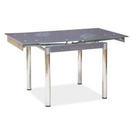 Casarredo Jídelní rozkládací stůl GD-082, šedý