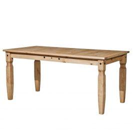 Idea Jídelní stůl CORONA 178x92, masiv borovice, vosk