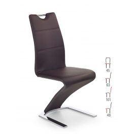Židle K-188, hnědá