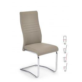 Židle K-183, cappuccino