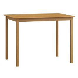 MAGNAT Stůl 110 x 60 cm nr.1, masiv borovice/moření olše