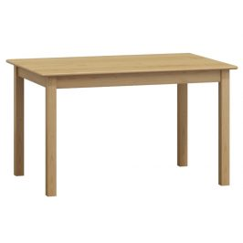 Stůl 140/175 x 80 cm nr.8, masiv borovice/moření: ...