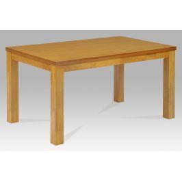 Autronic Jídelní stůl 150x90cm, barva dub, WDT-181 OAK2