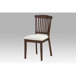 Jídelní židle BEZ SEDÁKU, ořech, C-187 WAL